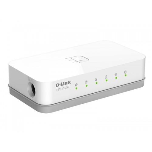 D Link DES 1005C Network Switch price chennai