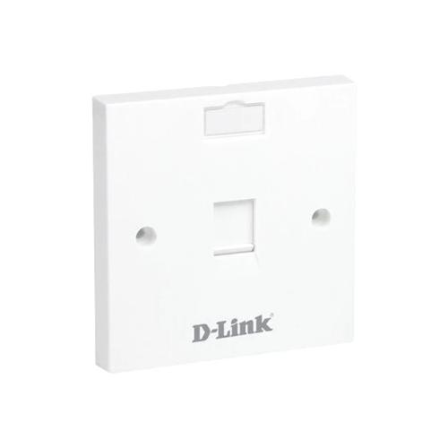D Link NFP 0WHI21 Cat6 UTP Face Plate dealers in chennai