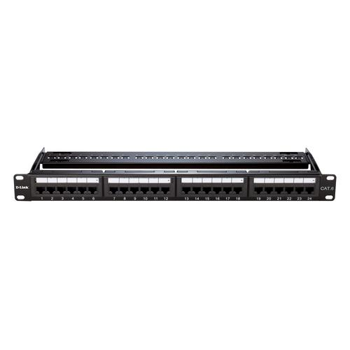 D Link NPP AL1BLK244 Angular Patch Panel dealers in chennai