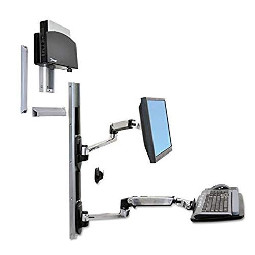 Ergotron 45 253 026 LX Wall Mount System dealers in chennai