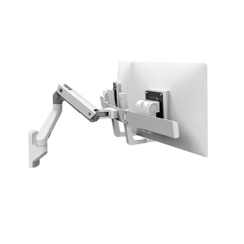 Ergotron HX Wall Mount Dual Monitor Arm dealers in chennai