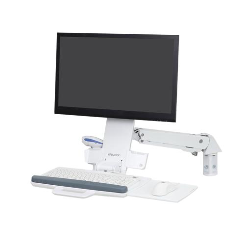 Ergotron StyleView Sit Stand Combo Arm dealers in chennai