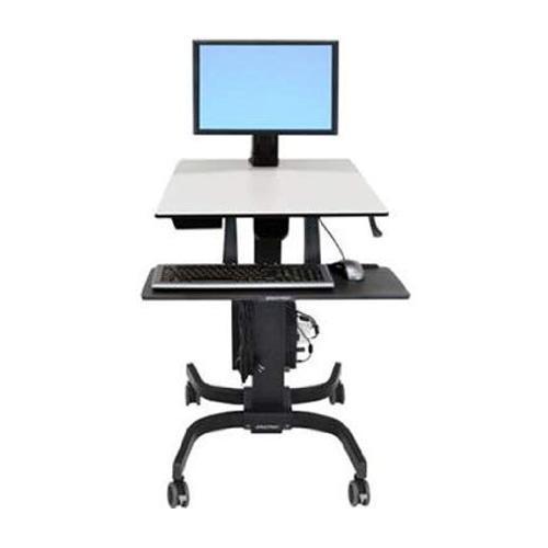 Ergotron WorkFit C Single HD Sit Stand Workstation dealers in chennai