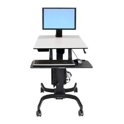 Ergotron WorkFit C Single LD Sit Stand Workstation dealers in chennai