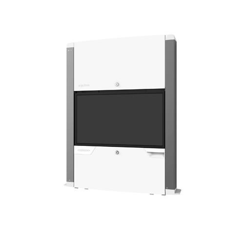 Ergotron Workfit Elevate Wall Mount Sit Stand Wall Desk price chennai