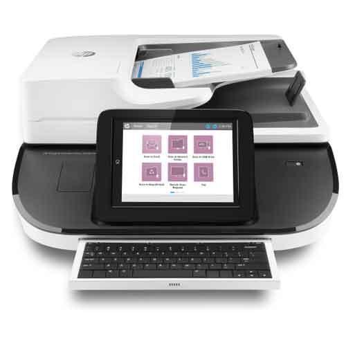 Hp Digital Sender Flow 8500 fn2 Document Capture Workstation dealers in chennai