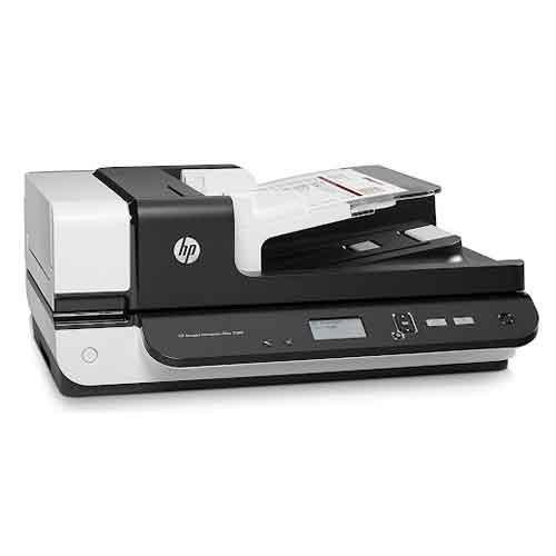 Hp Scanjet Enterprises Flow 7500 Flatbed Scanner dealers in chennai