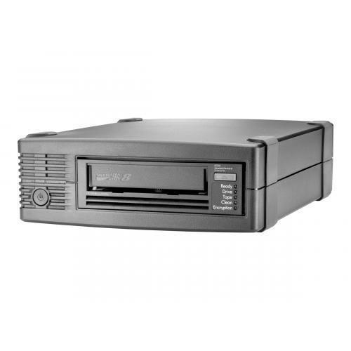 HPE LTO 8 Ultrium 30750 External Tape Drive price chennai