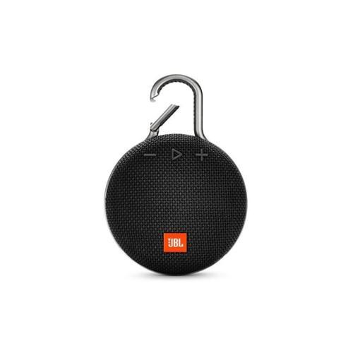 JBL Clip 3 Black Portable Bluetooth Speaker dealers in chennai