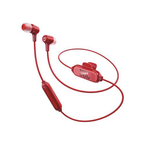 JBL E25BT Red Wireless BlueTooth In Ear Headphones dealers in chennai