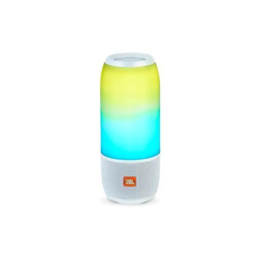 JBL Pulse 3 White Waterproof Bluetooth Speaker dealers in chennai