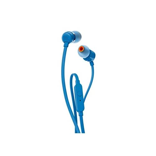 JBL T110 Wired In Blue Ear Headphones dealers in chennai