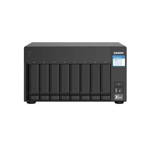 Qnap TS 832PX 4GB NAS Storage dealers in chennai