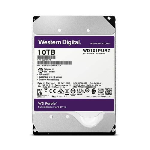 Western Digital Purple 10TB Surveillance Hard Drive dealers in chennai