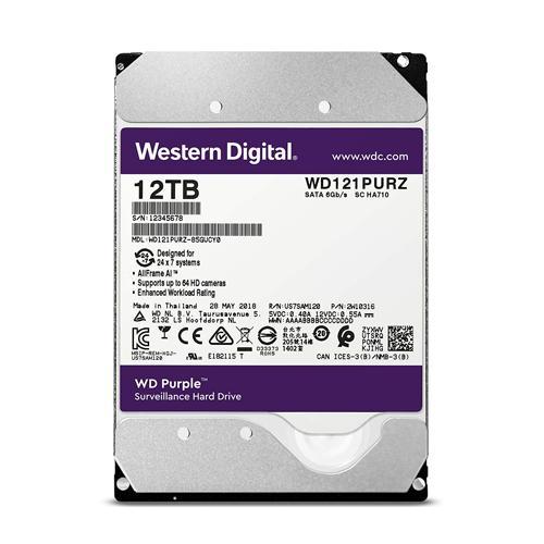 Western Digital Purple 12TB Surveillance Hard Drive dealers in chennai