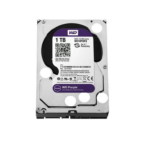 Western Digital Purple 1TB Surveillance Hard Drive dealers in chennai