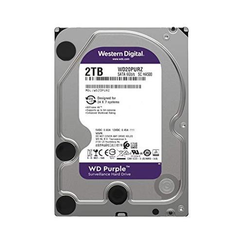 Western Digital Purple 2TB Surveillance Hard Drive dealers in chennai