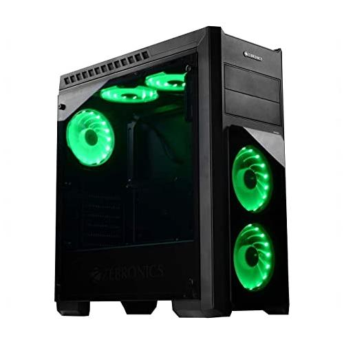 Zebronics Zeb Typhoon Gaming Chassis Cabinet dealers in chennai